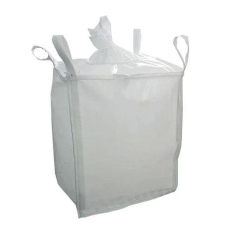 Nowy Worek Big Bag beg 91/91/100 cm lej zasyp/wysyp 700 kg HURTOWNIA