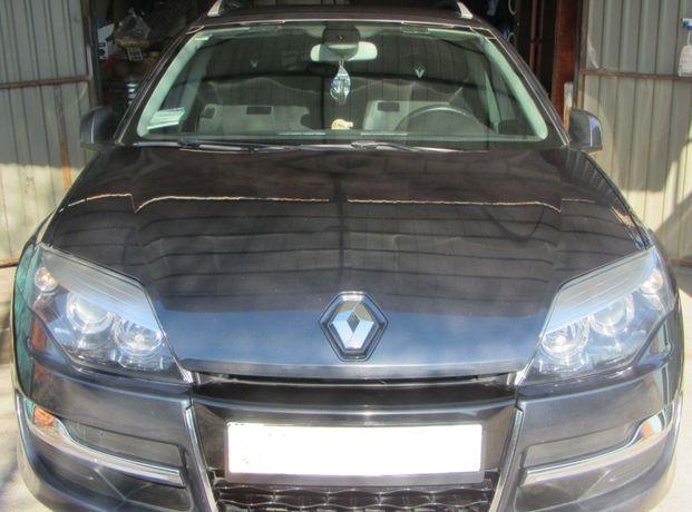 Renault Laguna III 10/12/2013 г.в.