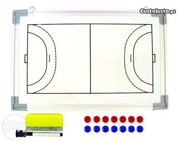 Quadro Táctico Futsal/Andebol - NOVO