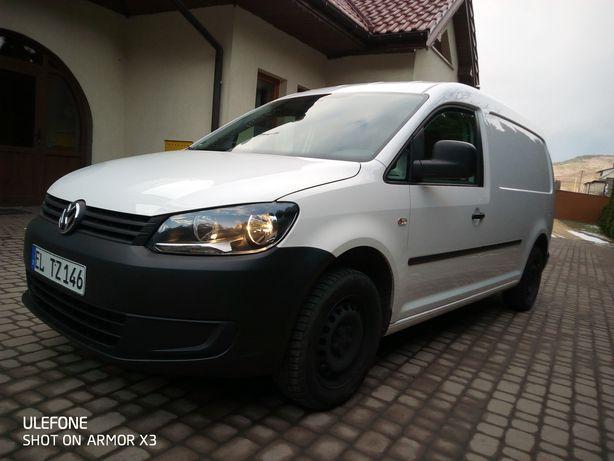 VW Caddy Maxi 1.6 TDI Niski Przebieg!!!