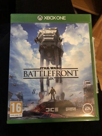 Gra Star wars battlefront xbox one