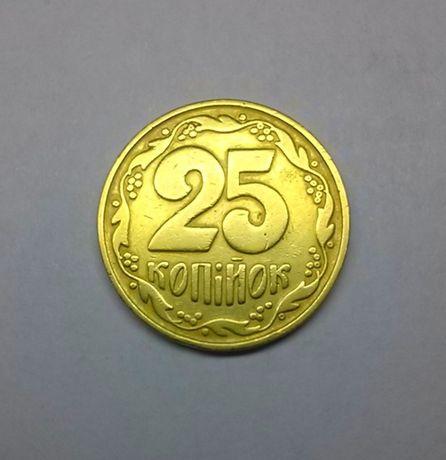 25 копеек Украины 1992 года, бублики