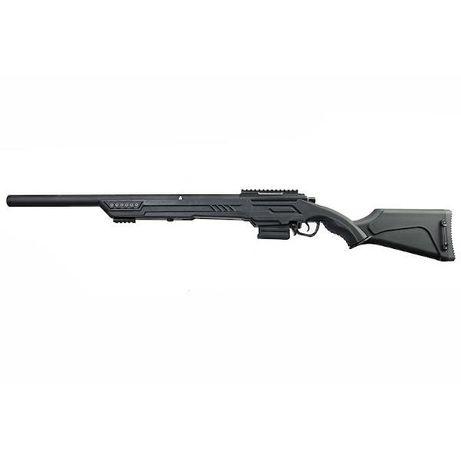 MILITARIALODZ.PL Karabin AAC T11 Bolt Action Sniper Rifle Black ASG