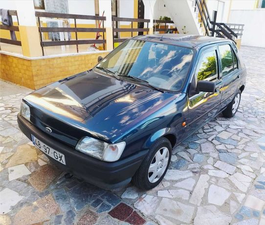 Ford Fiesta 1.1 Classic (1 dono/73mil kms)