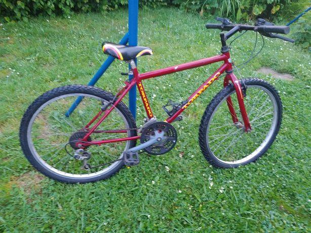 Rower 24, ewentualnie zamiana