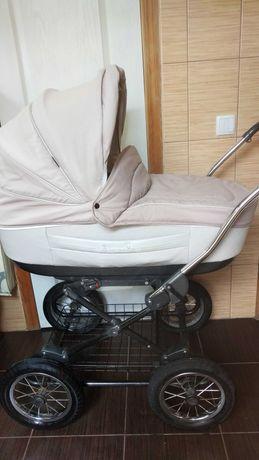 Roan Marita Коляска 2 в 1 большие надувные колеса