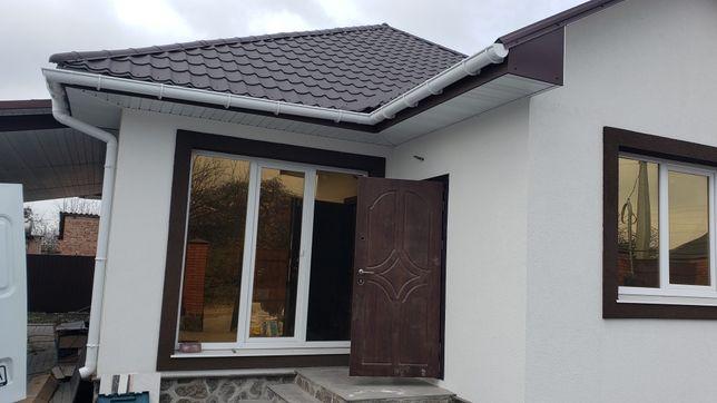 Продам новый дом Алексеевка