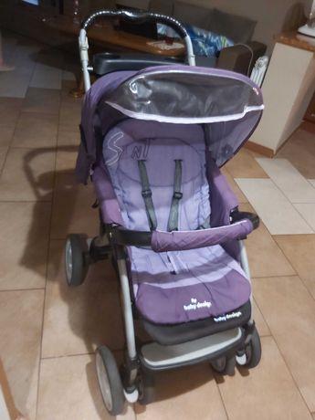 wózek spacerowy Baby Desing Sprint