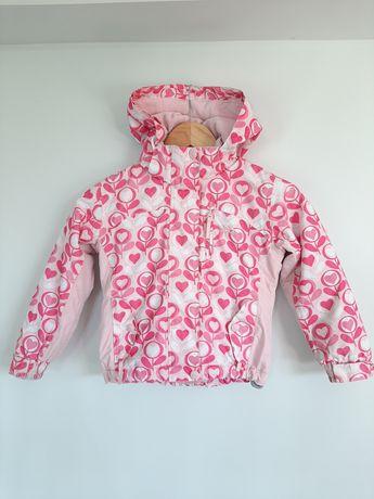 Демисезонная/еврозима куртка 3/4 года. 98-104 см. Trespass оригинал.