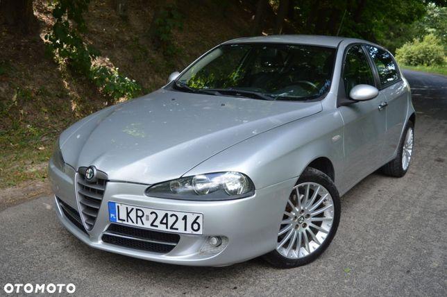 Alfa Romeo 147 1.9JTD 120KM Klimatronik Alu Serwis rej. PL