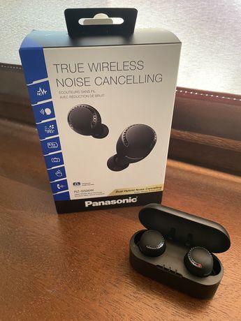 Panasonic rz-s500w słuchawki bezprzewodowe bluetooth anc