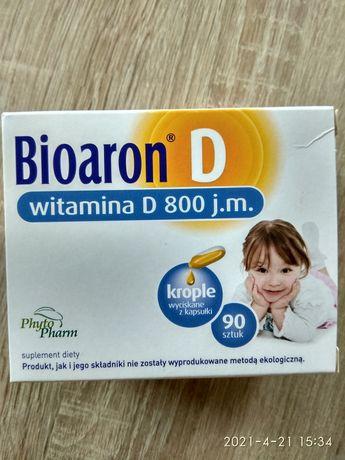 Bioaron D witamina D 800 j.m.