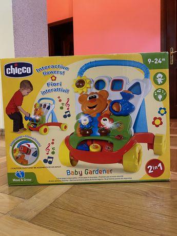 Ходунки chicco Baby gardener