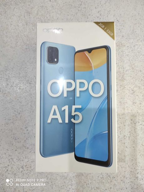 Telefon Oppo A15