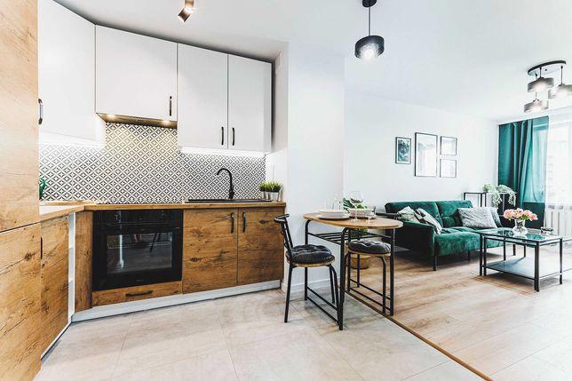 Łęczna - dwupokojowe mieszkanie po generalnym remoncie