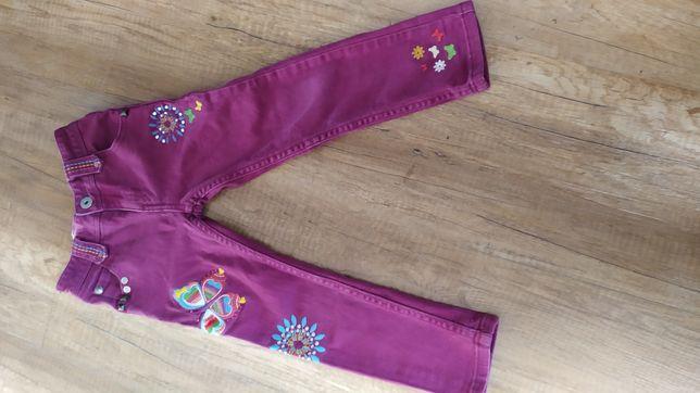 Spodnie jeansy na 5 lat