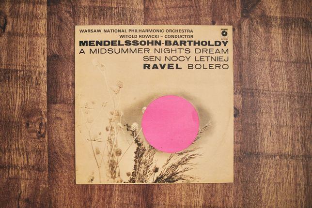 Płyta winylowa Mendelssohn-Bartholdy Vinyl