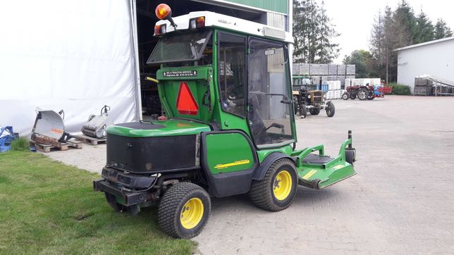 Kosiarka samojezdna traktorek John Deere 1565 Series II 4WD