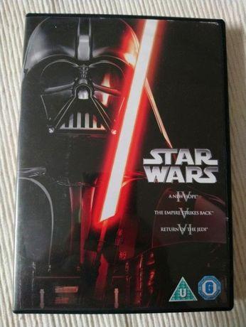 Star Wars Trilogy IV,V,VI [Gwiezdne Wojny Trylogia 4,5,6] DVD