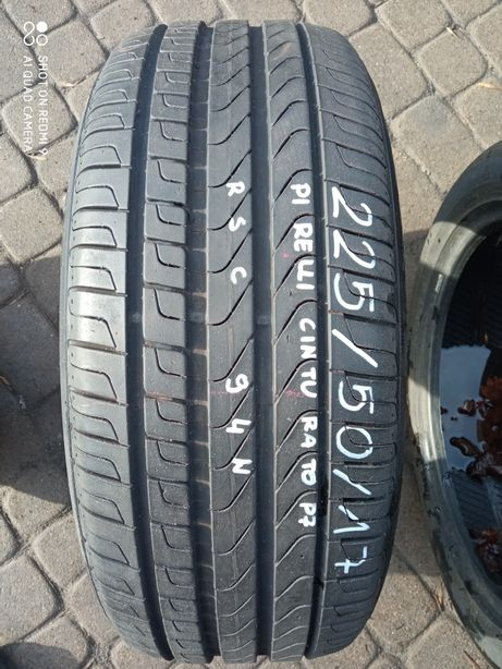 225/50/17 Pirelli Opona Letnia