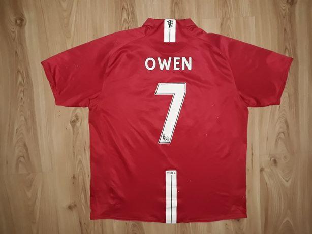Koszulka Nike XL Manchester United Michael Owen 7