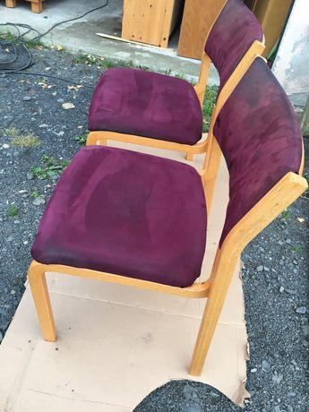 Sześć krzeseł