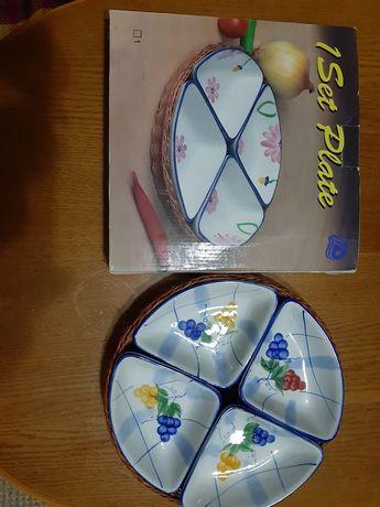 Набір посуду керамічний