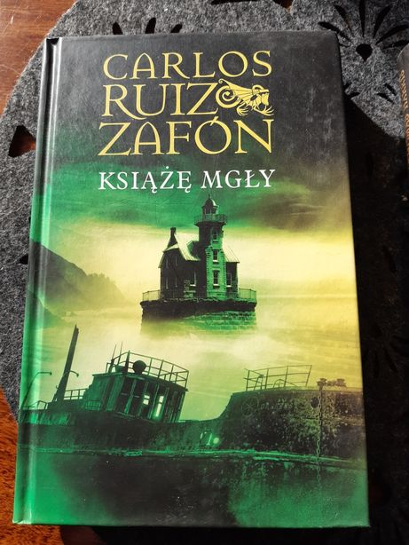Książę Mgły, Carlos Ruiz Zafon