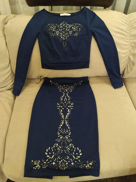 Красивый костюм-платье!