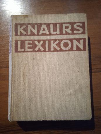 Knaurs lexikon A - Z
