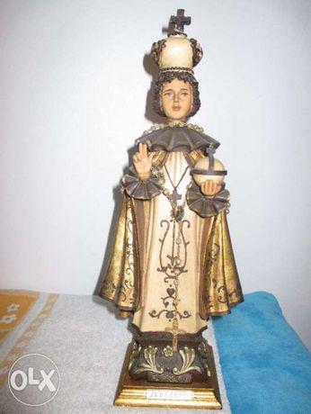 Arte Sacra - Menino Jesus de Pádua ou Praga