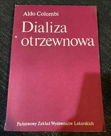 """Książka """"Dializa otrzewnowa"""" Aldo Colombi"""