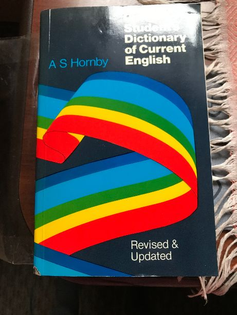 Oxford Student's Dictionary of Curent English+gratisy