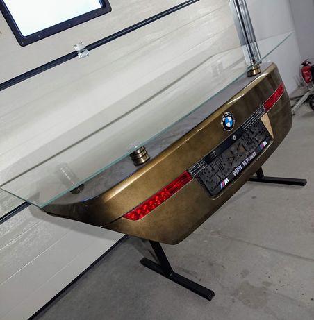 Stolik biurko z klapy BMW !