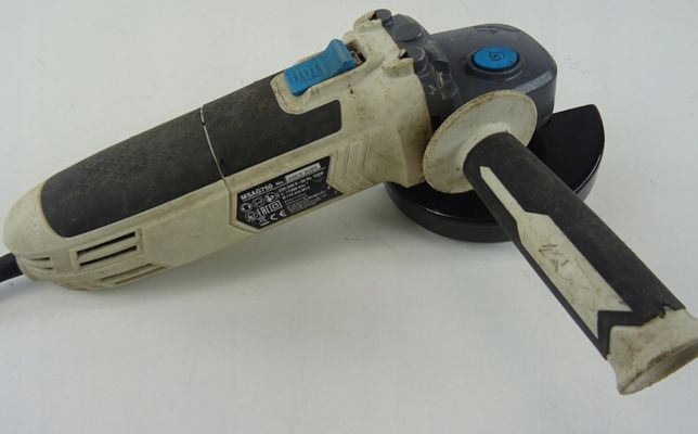 Szlifierka Kątowa MacAllister MSAG750 115mm 750W