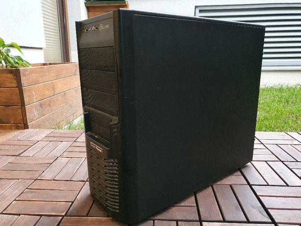 Obudowa Cooler Master Elite 430 czarna z oknem