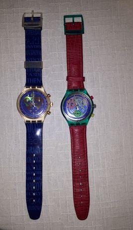 Relógios Swatch de Coleção Numerados