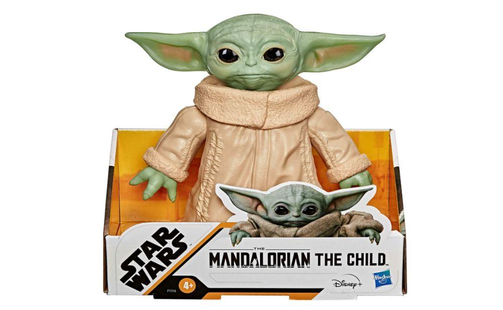 Star Wars ORIGINAL Baby Yoda The Child Mandalorian Novo Criança