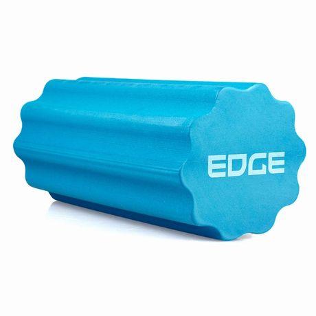 Nowy wałek do ćwiczeń masażu roller korekcyjny 30 cm EDGE