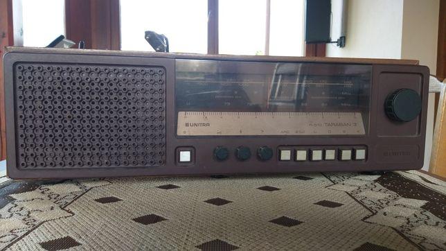 Radioodbiornik radiomagnetofon