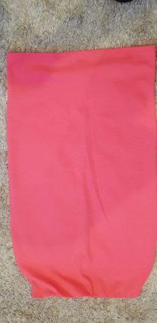 spódnica ołówkowa różowa 36