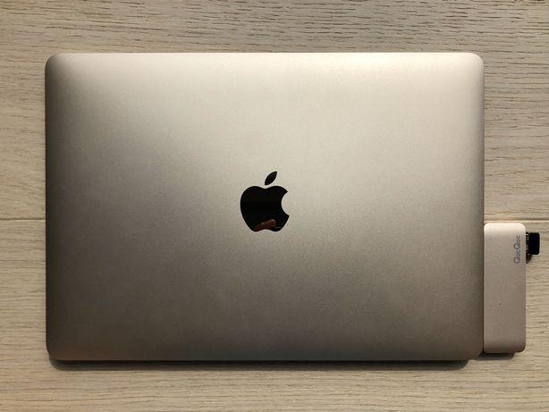Macbook 12 2015 Core M 1.1 Ghz, 8 Гб, 256 ssd, hd graphics 5300