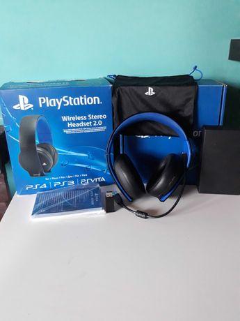 Słuchawki SONY PS 4/PS 3/PS VITA