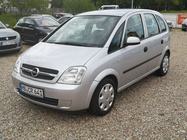 Opel Meriva 1.6 *2004r
