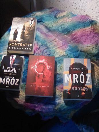 Zestaw książek Radosław Mróz