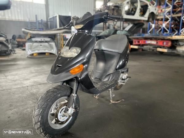 Para Peças Gilera Motorcycles Stalker
