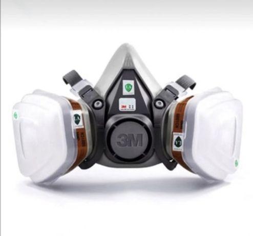 Maska 3M 6200 Lakiernicza