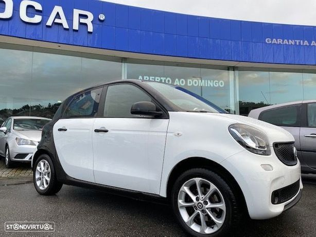 Smart ForFour MHP Pure
