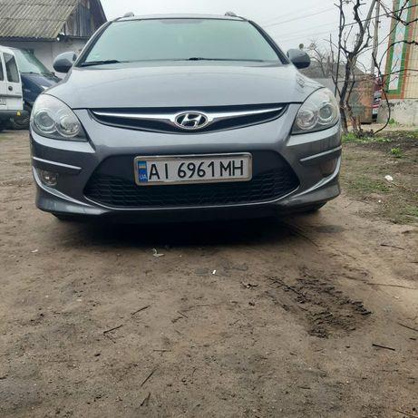 Машина Hyundai i30