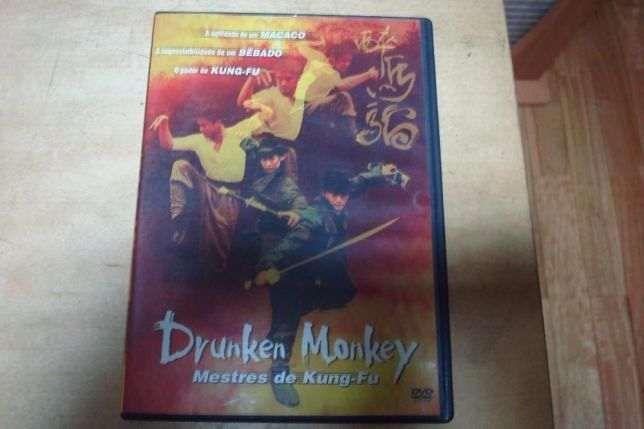 dvd original drunken monkey raro de shaw brothers
